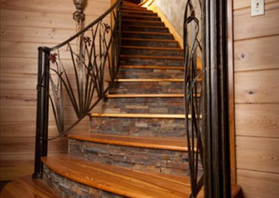 Interior Stair Railings