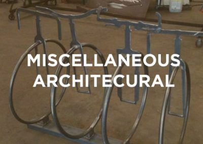 Miscellaneous Architectural